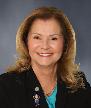 Sherry Cotta - District 5220 Governor - Headshot