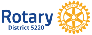 Rotary District 5220 Logo