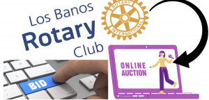 Los Banos Rotary Club Online Auction