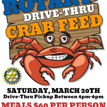 Stockton All City Crab Feed March 20th